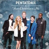 Download Pentatonix 'That's Christmas To Me' Printable PDF 3-page score for Christmas / arranged Lead Sheet / Fake Book SKU: 255295.