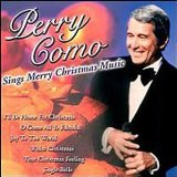 Download Perry Como 'C.H.R.I.S.T.M.A.S.' Printable PDF 2-page score for Christmas / arranged Lyrics Only SKU: 24699.