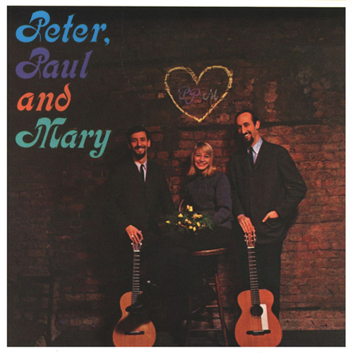 Easily Download Peter, Paul & Mary Printable PDF piano music notes, guitar tabs for Piano, Vocal & Guitar (Right-Hand Melody). Transpose or transcribe this score in no time - Learn how to play song progression.