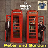 Download Peter and Gordon 'I Don't Want To See You Again' Printable PDF 2-page score for Pop / arranged Lead Sheet / Fake Book SKU: 112966.