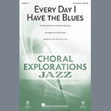 Download Peter Chatman 'Every Day I Have The Blues (arr. Kirby Shaw)' Printable PDF 13-page score for Blues / arranged 2-Part Choir SKU: 415424.