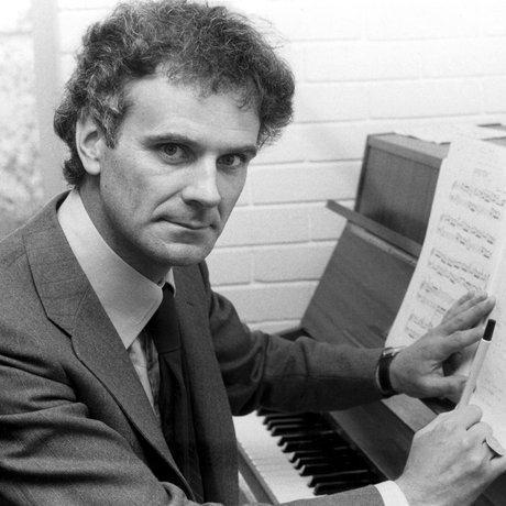 Peter Maxwell Davies, Six Secret Songs, No.1, Andante, Piano Solo