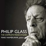 Download Philip Glass 'Etude No. 11' Printable PDF 8-page score for Classical / arranged Piano Solo SKU: 119725.