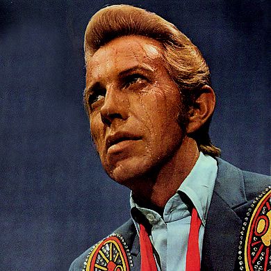 Porter Wagoner, A Satisfied Mind, Piano, Vocal & Guitar (Right-Hand Melody)