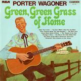Download Porter Wagoner 'Green Green Grass Of Home' Printable PDF 4-page score for Pop / arranged Easy Guitar SKU: 22083.
