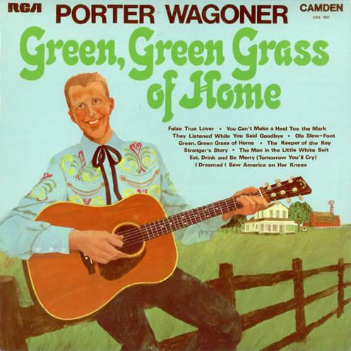 Easily Download Porter Wagoner Printable PDF piano music notes, guitar tabs for Piano, Vocal & Guitar (Right-Hand Melody). Transpose or transcribe this score in no time - Learn how to play song progression.