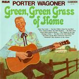 Download or print Porter Wagoner Green Green Grass Of Home Sheet Music Printable PDF 2-page score for Country / arranged ChordBuddy SKU: 166025.