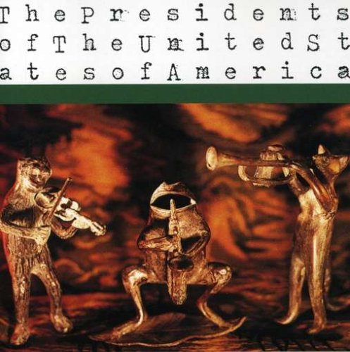 Easily Download Presidents Of The United States Of America Printable PDF piano music notes, guitar tabs for Piano, Vocal & Guitar (Right-Hand Melody). Transpose or transcribe this score in no time - Learn how to play song progression.