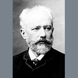 Download Pyotr Il'yich Tchaikovsky 'Symphony No. 5 (2nd Movement: Andante)' Printable PDF 1-page score for Classical / arranged French Horn Solo SKU: 432048.