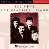 Download or print Queen Crazy Little Thing Called Love [Classical version] (arr. Phillip Keveren) Sheet Music Printable PDF 3-page score for Pop / arranged Piano Solo SKU: 171579.