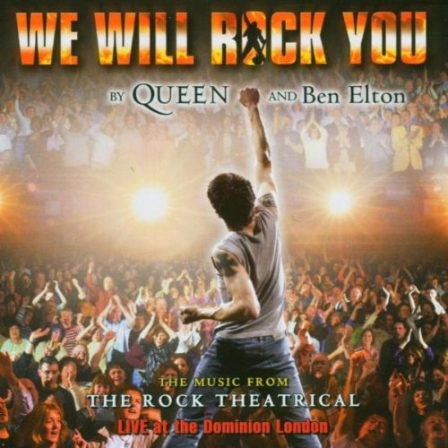 Queen, No One But You (Only The Good Die Young) (from We Will Rock You), Piano, Vocal & Guitar