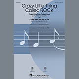 Download or print Queen & Billy Joel Crazy Little Thing Called ROCK (arr. Tom Anderson) Sheet Music Printable PDF 13-page score for Rock / arranged TBB Choir SKU: 414775.