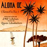 Download or print Queen Liliuokalani Aloha Oe Sheet Music Printable PDF 1-page score for Traditional / arranged ChordBuddy SKU: 166178.