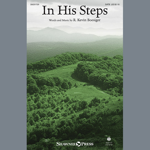 Easily Download R. Kevin Boesiger Printable PDF piano music notes, guitar tabs for SATB Choir. Transpose or transcribe this score in no time - Learn how to play song progression.