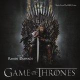 Download Ramin Djawadi 'Game Of Thrones - Main Title' Printable PDF 4-page score for Film/TV / arranged Violin and Piano SKU: 250834.