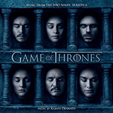 Download or print Ramin Djawadi The Winds Of Winter (from Game of Thrones) Sheet Music Printable PDF 4-page score for Pop / arranged Piano Solo SKU: 251952.