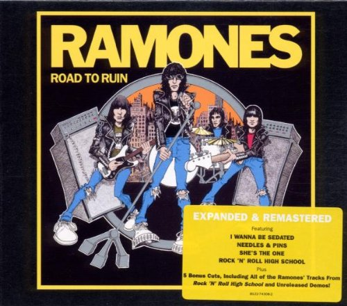 Easily Download Ramones Printable PDF piano music notes, guitar tabs for Easy Piano. Transpose or transcribe this score in no time - Learn how to play song progression.