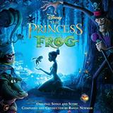 Download or print Randy Newman Almost There (from The Princess and the Frog) Sheet Music Printable PDF 5-page score for Children / arranged Easy Guitar Tab SKU: 361757.