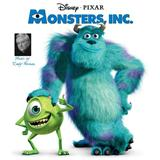 Download or print Randy Newman Walk To Work (from Monsters, Inc.) Sheet Music Printable PDF 9-page score for Children / arranged Piano Solo SKU: 99677.