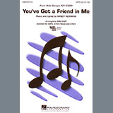 Download or print Randy Newman You've Got A Friend In Me (from Toy Story) (arr. Mac Huff) Sheet Music Printable PDF 7-page score for Disney / arranged 2-Part Choir SKU: 415447.