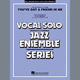 Download Randy Newman 'You've Got A Friend In Me (from Toy Story) (arr. Mark Taylor) - Conductor Score (Full Score)' Printable PDF 12-page score for Disney / arranged Jazz Ensemble SKU: 300604.