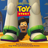 Download or print Randy Newman You've Got A Friend In Me (from Toy Story) (arr. Phillip Keveren) Sheet Music Printable PDF 3-page score for Children / arranged Big Note Piano SKU: 255336.