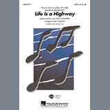 Download Rascal Flatts 'Life Is A Highway (from Cars) (arr. Alan Billingsley)' Printable PDF 11-page score for Pop / arranged SAB Choir SKU: 434848.