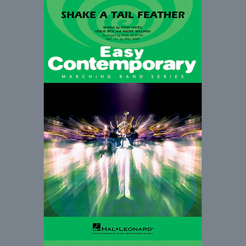 Shake a Tail Feather (arr. Paul Murt