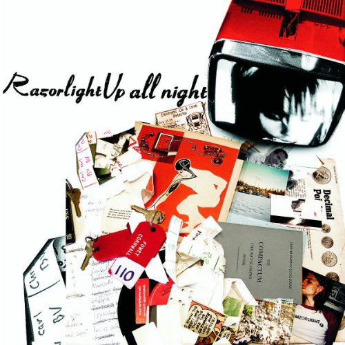 Easily Download Razorlight Printable PDF piano music notes, guitar tabs for Lead Sheet / Fake Book. Transpose or transcribe this score in no time - Learn how to play song progression.