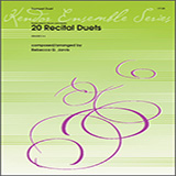 Download Rebecca Jarvis '20 Recital Duets' Printable PDF 42-page score for Classical / arranged Brass Ensemble SKU: 124906.