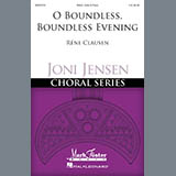 Download Rene Clausen 'O Boundless, Boundless Evening' Printable PDF 14-page score for Concert / arranged SSA Choir SKU: 410621.