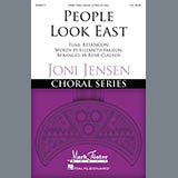 Download Rene Clausen 'People, Look East' Printable PDF 9-page score for Christmas / arranged SSA Choir SKU: 410408.