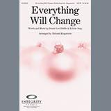 Download or print Richard Kingsmore Everything Will Change - Cello Sheet Music Printable PDF 3-page score for Christmas / arranged Choir Instrumental Pak SKU: 301487.