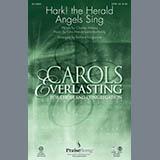 Download Richard Kingsmore 'Hark! The Herald Angels Sing - Tenor Sax (sub. Tbn 2)' Printable PDF 2-page score for Christmas / arranged Choir Instrumental Pak SKU: 314681.
