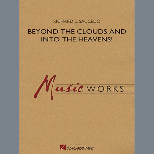 Easily Download Richard L. Saucedo Printable PDF piano music notes, guitar tabs for Concert Band. Transpose or transcribe this score in no time - Learn how to play song progression.