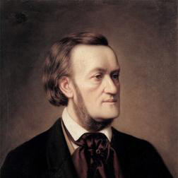 Download Richard Wagner 'Overture from The Flying Dutchman' Printable PDF 5-page score for Classical / arranged Piano Solo SKU: 120894.
