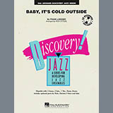 Download or print Rick Stitzel Baby, It's Cold Outside - Tuba Sheet Music Printable PDF 2-page score for Christmas / arranged Jazz Ensemble SKU: 292934.