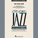 Download Rick Stitzel 'Hip Hug Her - Aux Percussion' Printable PDF 2-page score for Funk / arranged Jazz Ensemble SKU: 367373.