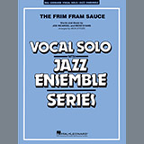 Download Rick Stitzel 'The Frim Fram Sauce (Key: F) - Tenor Sax Solo (Vocal Alt)' Printable PDF 2-page score for Jazz / arranged Jazz Ensemble SKU: 370877.