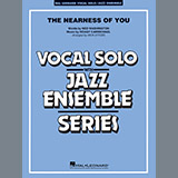 Download Rick Stitzel 'The Nearness of You (Key: C) - Tenor Sax Solo (Vocal Alt)' Printable PDF 1-page score for Jazz / arranged Jazz Ensemble SKU: 370214.