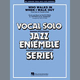 Download Rick Stitzel 'Who Walks In When I Walk Out? (Key: D minor) - Vocal Duet' Printable PDF 3-page score for Jazz / arranged Jazz Ensemble SKU: 348112.