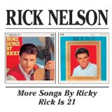 Download or print Ricky Nelson Hello Mary Lou Sheet Music Printable PDF 3-page score for Country / arranged Piano, Vocal & Guitar (Right-Hand Melody) SKU: 21412.