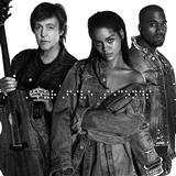 Download Rihanna 'FourFiveSeconds (featuring Kanye West and Paul McCartney)' Printable PDF 3-page score for Hip-Hop / arranged Guitar Chords/Lyrics SKU: 122185.