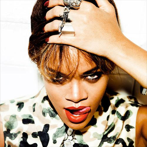 Easily Download Rihanna Printable PDF piano music notes, guitar tabs for Piano, Vocal & Guitar (Right-Hand Melody). Transpose or transcribe this score in no time - Learn how to play song progression.