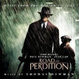 Download or print Thomas Newman Road To Perdition Sheet Music Printable PDF 2-page score for Film/TV / arranged Piano Solo SKU: 31148.