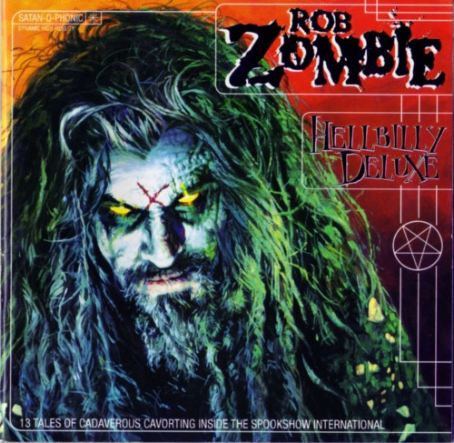 Download Rob Zombie 'Living Dead Girl' Printable PDF 5-page score for Metal / arranged Guitar Tab SKU: 20652.