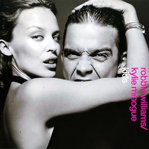 Easily Download Robbie Williams And Kylie Minogue Printable PDF piano music notes, guitar tabs for Lead Sheet / Fake Book. Transpose or transcribe this score in no time - Learn how to play song progression.