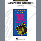 Download or print Robert Buckley Fantasy on the Huron Carol - Baritone T.C. Sheet Music Printable PDF 2-page score for Christmas / arranged Concert Band SKU: 330248.