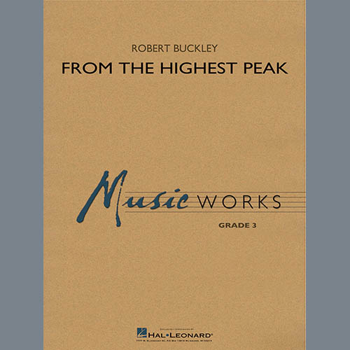 Easily Download Robert Buckley Printable PDF piano music notes, guitar tabs for Concert Band. Transpose or transcribe this score in no time - Learn how to play song progression.