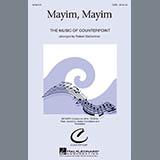 Download Robert DeCormier 'Mayim, Mayim - Accordion' Printable PDF 2-page score for Folk / arranged Choir Instrumental Pak SKU: 266463.